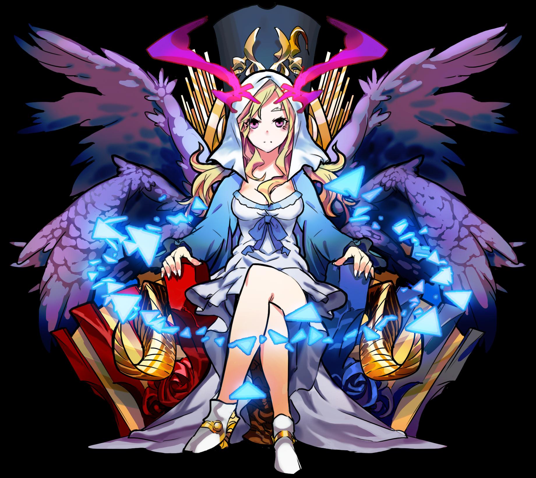 反逆の堕天使 ルシファー : 【最新版】可愛いモンストキャラ一覧 - naver