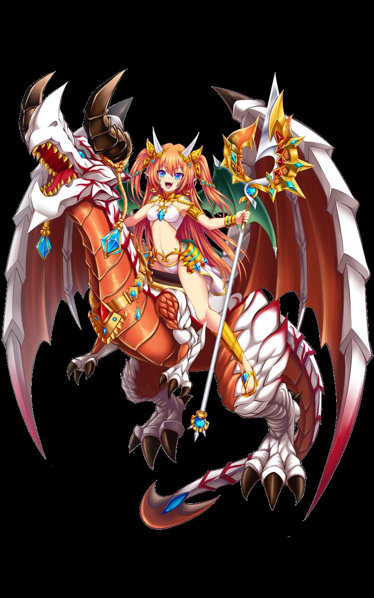 【白猫】ドラゴンライダーの武器一覧 - GameWith