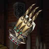 奇妙な鉤爪