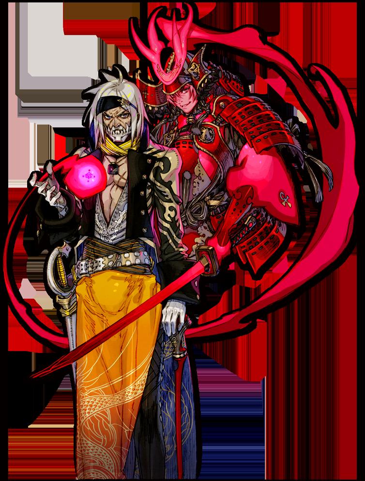 キャラクター/レギン・ΛOriginal text