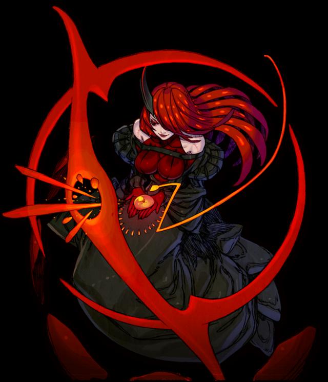 炎髪のダイアナ
