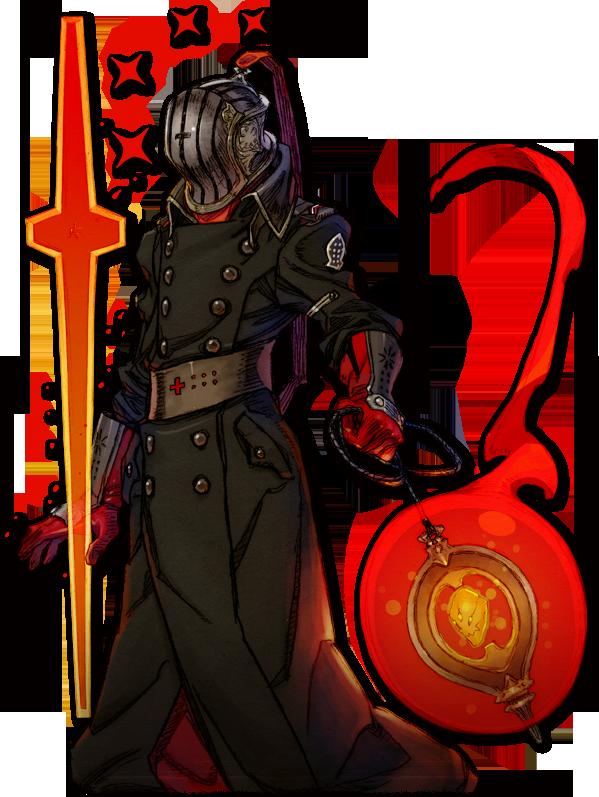 ウィザード(炎)