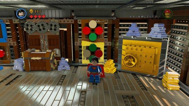 2つのゴールドブロック