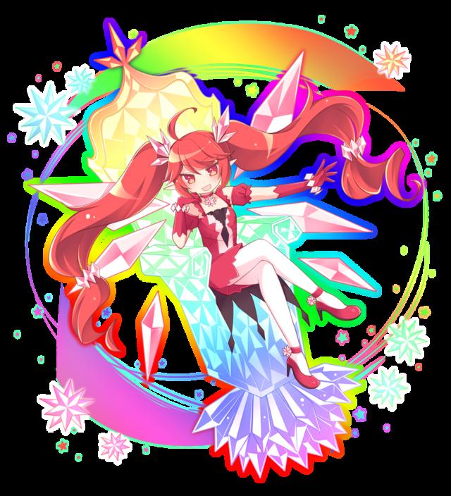 赤ウルトラ進化妖精