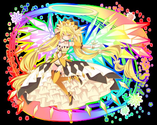 黄ミリオン進化妖精