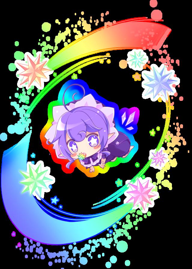 紫進化妖精