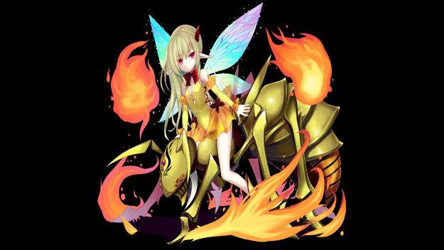 ☆4妖精ムリアン