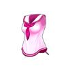 スクールガールトップス(ピンク)
