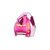 レースクイーントップス(ピンク)