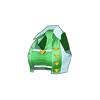 レースクイーントップス(緑)