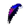 テンペストリボン(青)