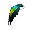 テンペストリボン(緑)
