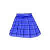 ルーキーアイドルスカート(青)