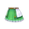 エアフロウスカート(緑)