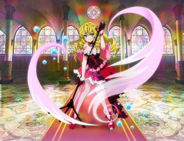 【騎士】歌姫型グィネヴィア