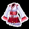 アマテラスドレス(赤)