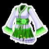 アマテラスドレス(緑)