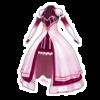 プリンセスフレアドレス(赤)