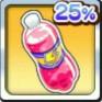 エナジードリンク 25%