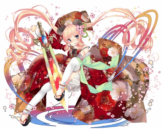 【朱鎧の子女】新春型イテール