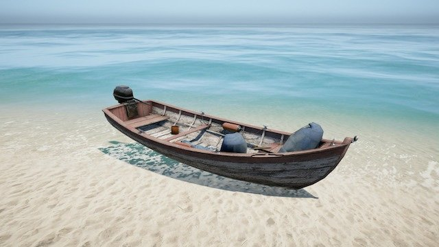11.ボート
