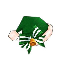 サンタ帽子(緑)