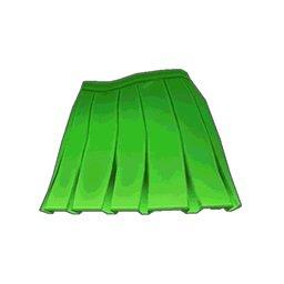 スクールガールスカート(緑).jpg