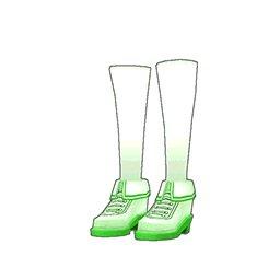 スクールガールスニーカー(緑).jpg