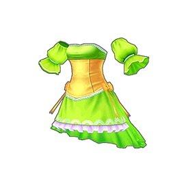 ピュアドレス(緑)