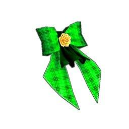 レフトサイドリボン(緑)