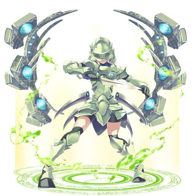 【妖精】緑の騎士