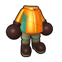 登山家の服