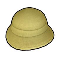 偉才な考古学者の帽子