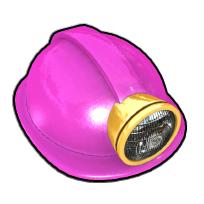 ピンクヘルメット