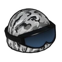 サバイバルヘルメット