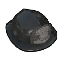 消防隊員のヘルメット