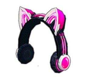 テクノネコ耳ヘッドセット