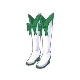 エアフロウブーツ(緑)