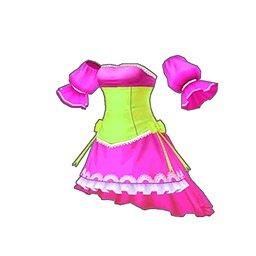 ピュアドレス(ピンク)