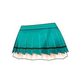 ダイヤウィッチスカート(緑)