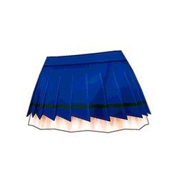ダイヤウィッチスカート(青)