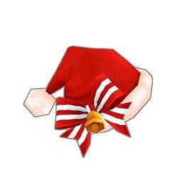 サンタ帽子(赤)