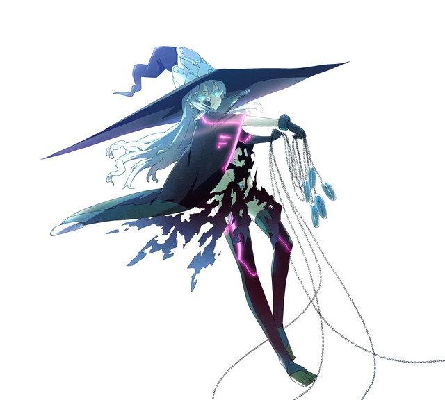 【魔法の騎士】拡散型ガネイダ