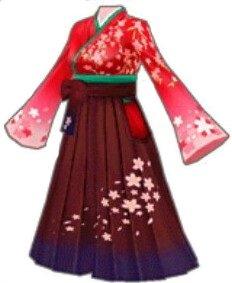 桜ノ衣(赤)