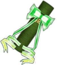 賞状筒(緑)