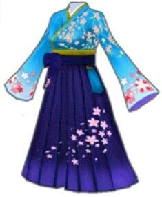 桜ノ衣(青)