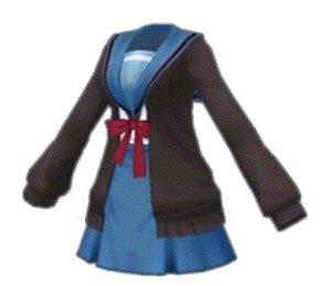 [長門コラボ]北校女子制服