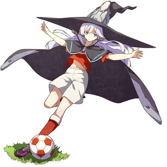 【騎士】蹴球型ガネイダ