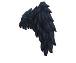 SR 堕天の片翼(黒)