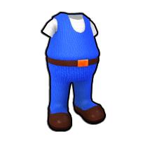 ごつい探険家の探険服